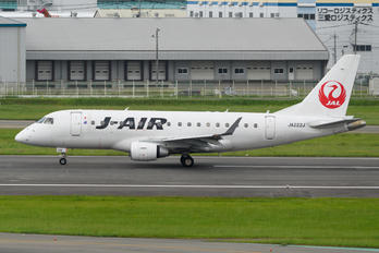 JA222J - J-Air Embraer ERJ-170 (170-100)