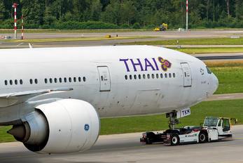 HS-TKM - Thai Airways Boeing 777-300ER