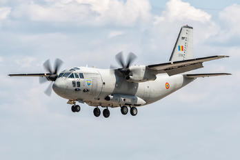 2706 - Romania - Air Force Alenia Aermacchi C-27J Spartan