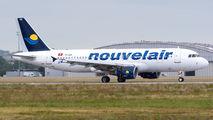 TS-INQ - Nouvelair Airbus A320 aircraft