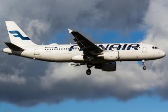 OH-LXD - Finnair Airbus A320