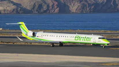 9H-LOV - Binter Canarias Bombardier CRJ-1000NextGen
