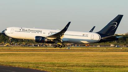 EI-GEP - Blue Panorama Airlines Boeing 767-300ER