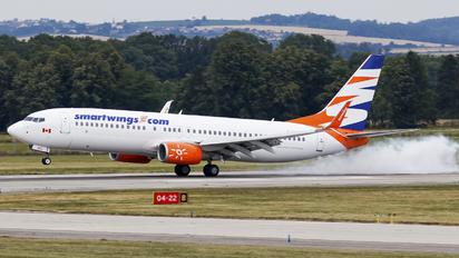 C-GOWG - SmartWings Boeing 737-800