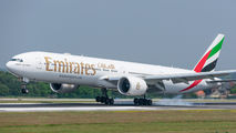 A6-EQL - Emirates Airlines Boeing 777-31H(ER) aircraft