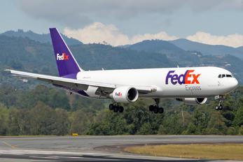 N120FE - FedEx Federal Express Boeing 767-300F