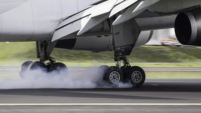 N957FD - FedEx Federal Express Boeing 757-200F