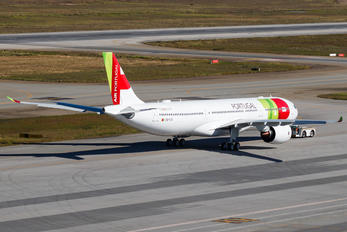 CS-TUE - TAP Portugal Airbus A330-900