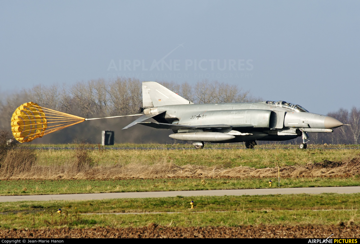 Germany - Air Force 37+01 aircraft at Florennes