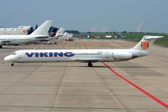 SX-BTG - Viking Airlines McDonnell Douglas MD-83