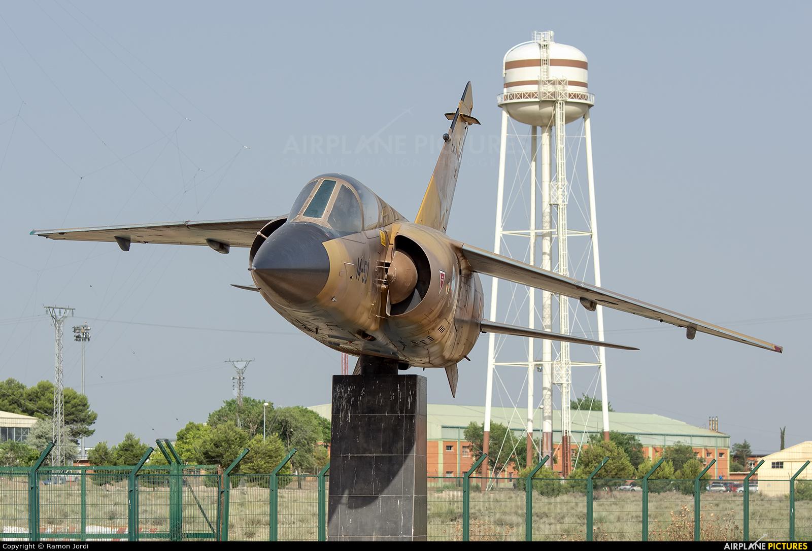 Spain - Air Force C.14-74C aircraft at Zaragoza