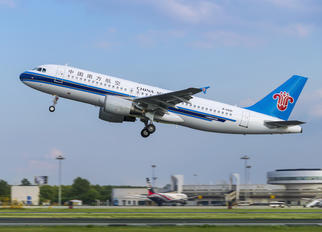 B-6681 - China Southern Airlines Airbus A320