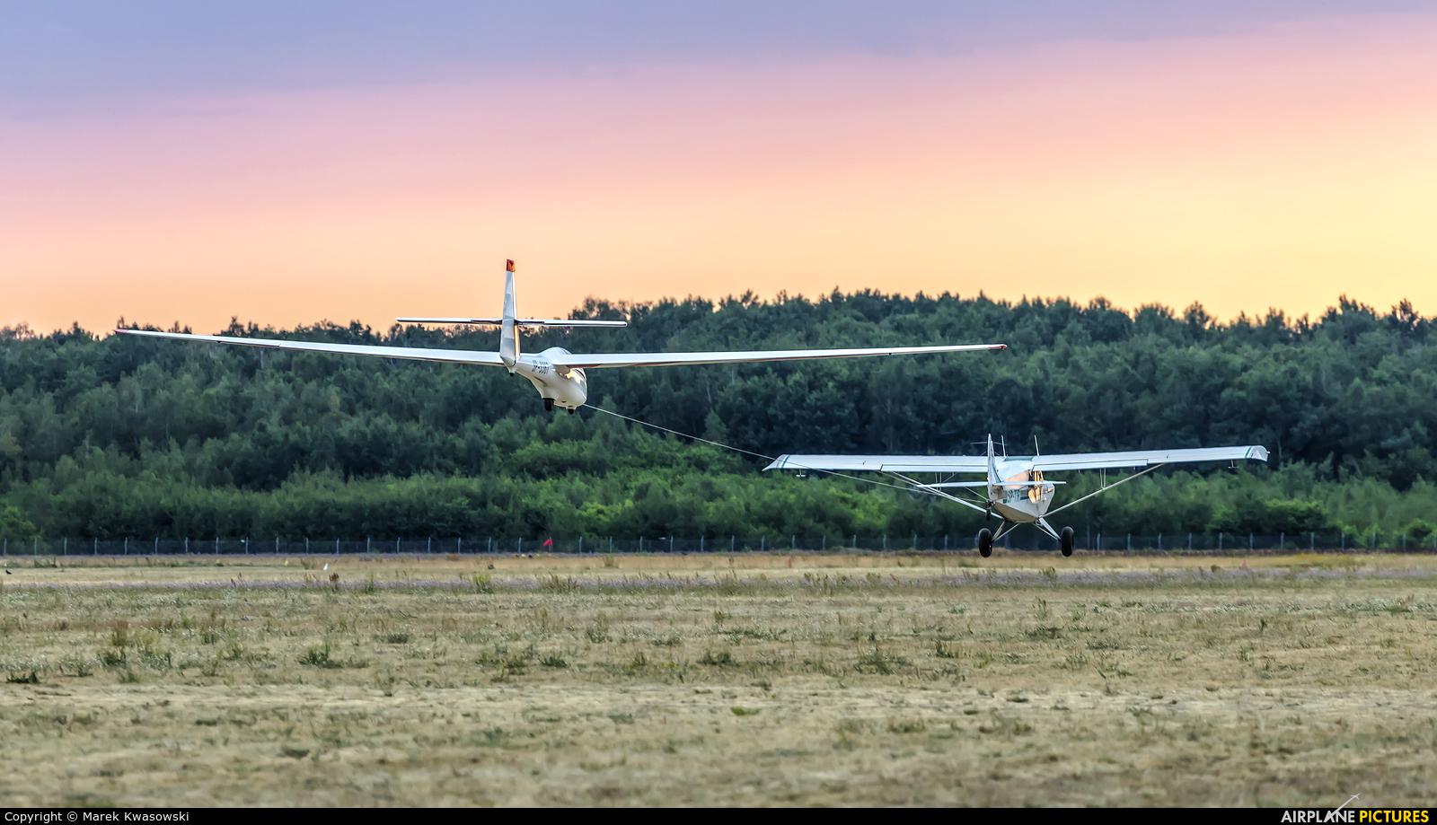 Aeroklub Warszawski SP-3367 aircraft at Warsaw - Babice