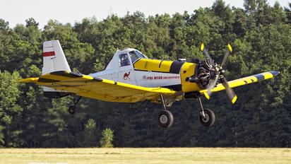 SP-ZUP - ZUA Mielec PZL M-18B Dromader