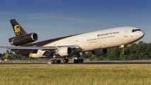 N278UP - UPS - United Parcel Service McDonnell Douglas MD-11F aircraft