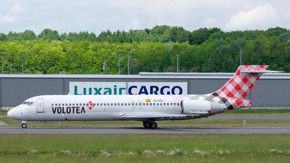 EL-EXJ - Volotea Airlines Boeing 717