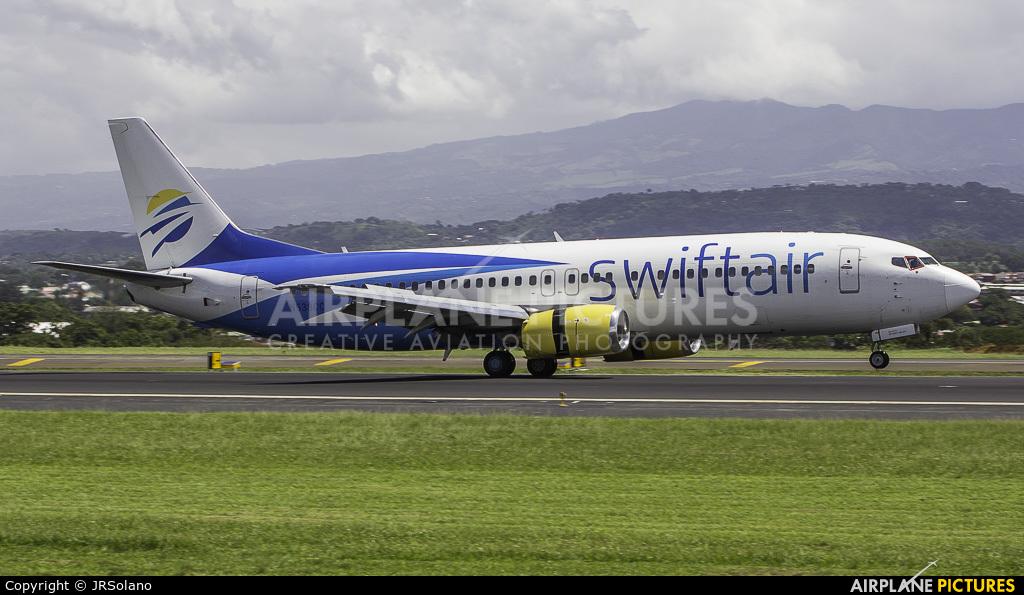 Swift Air N538CC aircraft at San Jose - Juan Santamaría Intl