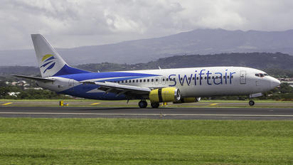 N538CC - Swift Air Boeing 737-400