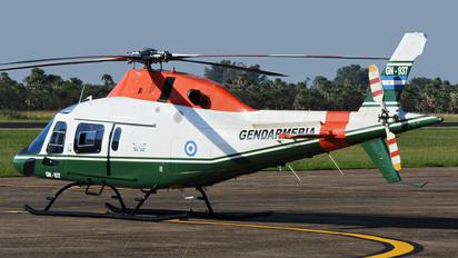 GN-937 - Argentina - Gendarmeria Agusta Westland AW119 Koala