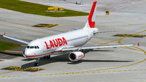 OE-IHL - LaudaMotion Airbus A320 aircraft