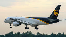 N429UP - UPS - United Parcel Service Boeing 757-200F aircraft