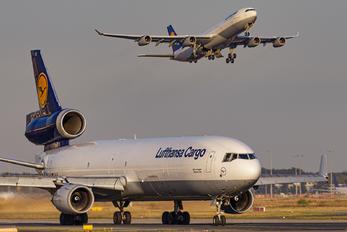 D-ALCE - Lufthansa Cargo McDonnell Douglas MD-11F