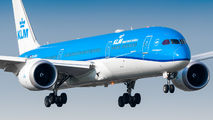 PH-BHN - KLM Boeing 787-9 Dreamliner aircraft