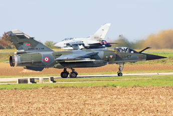 604 - France - Air Force Dassault Mirage F1CR