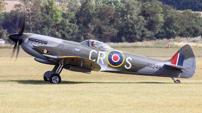 TD248 - Private Supermarine Spitfire LF.XVI