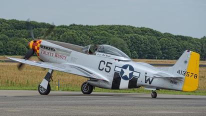PH-JAT - Private North American P-51D Mustang