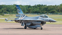 FA-124 - Belgium - Air Force General Dynamics F-16AM Fighting Falcon aircraft