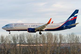 VQ-BHW - Aeroflot Boeing 737-8LJ