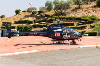 - - HeliPortugal  Eurocopter AS350 Ecureuil / Squirrel
