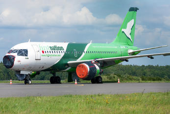F5-FNE - First Nation Airways Airbus A319