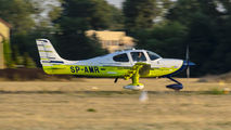 SP-AMR - Private Cirrus SR22 aircraft