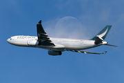 B-LBA - Cathay Pacific Airbus A330-300 aircraft