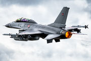 ET-197 - Denmark - Air Force General Dynamics F-16B Fighting Falcon aircraft