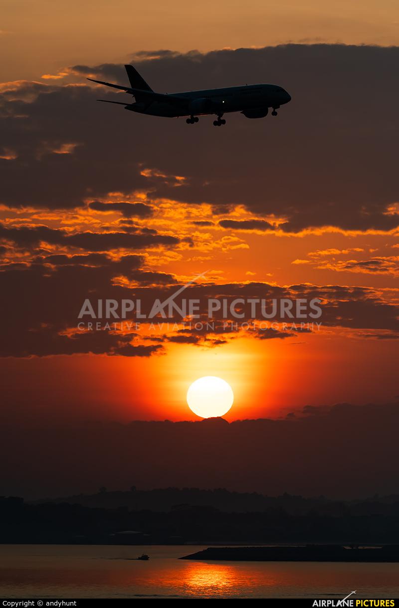 Air India VT-ANY aircraft at Singapore - Changi