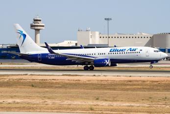 YR-BMD - Blue Air Boeing 737-800