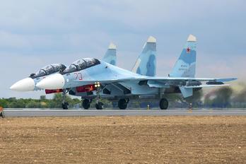 73 - Russia - Air Force Sukhoi Su-30SM