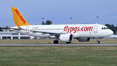 TC-NBU - Pegasus Airbus A319 NEO