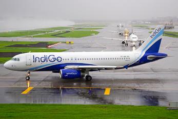 VT-INS - IndiGo Airbus A320