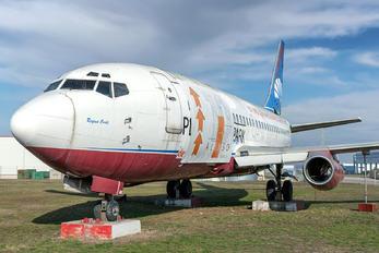 5N-TSA - TranSky Airlines Boeing 737-200