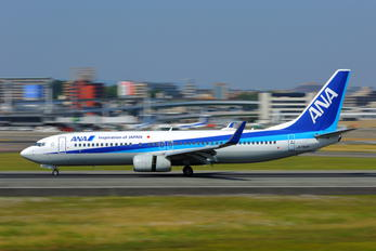 JA74AN - ANA - All Nippon Airways Boeing 737-800