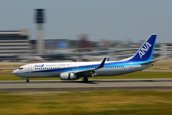 JA72AN - ANA - All Nippon Airways Boeing 737-800