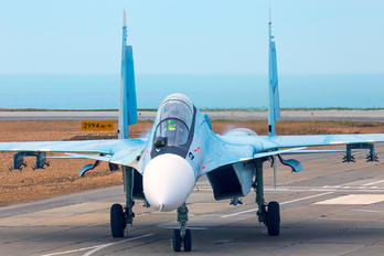 72 - Russia - Air Force Sukhoi Su-30SM