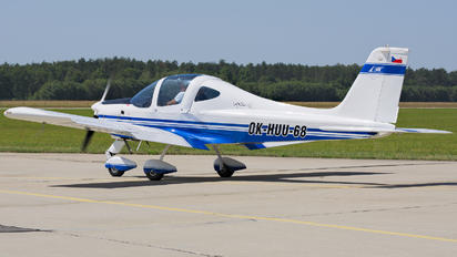 OK-HUU-68 - Private Tecnam P96 Golf