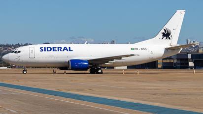 PR-SDQ - Sideral Air Cargo Boeing 737-300SF