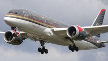 JY-BAG - Royal Jordanian Boeing 787-8 Dreamliner aircraft
