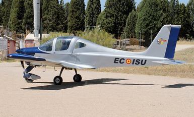 EC-ISU - Private Tecnam P96 Golf
